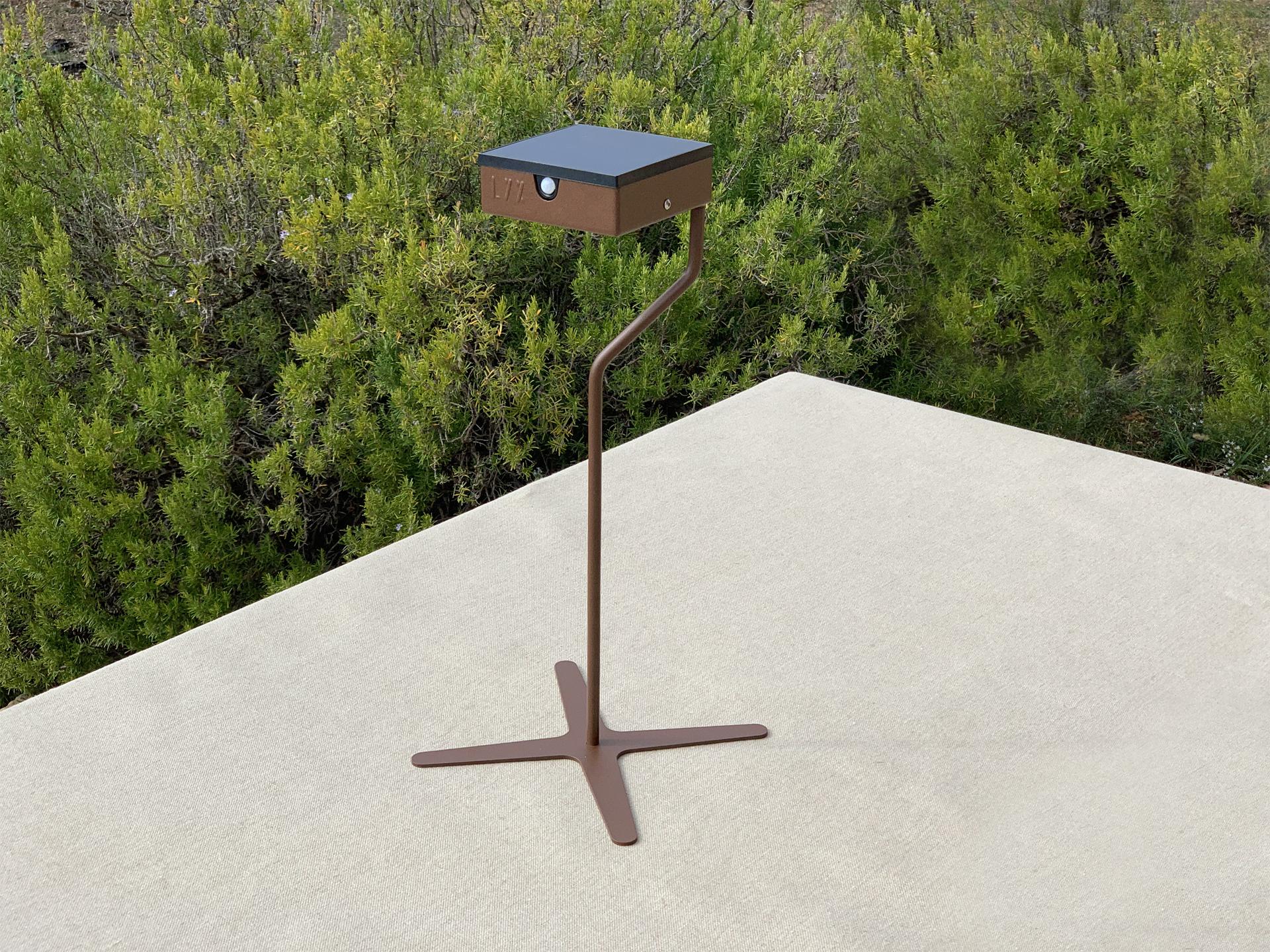 Chandelier solaire TEE - Lampe solaire autonome