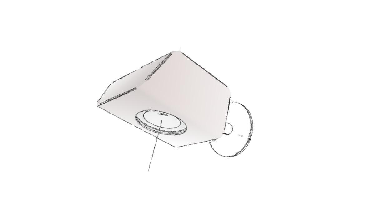 Luminaire extérieur LED basse consommation KOKON - Lampe d'extérieur en acier déclinée en applique murale, en borne extérieure et en spot extérieur.